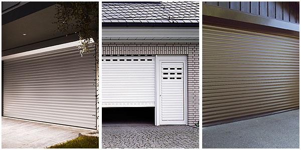 Marchal volets roulants - Porte enroulable garage ...